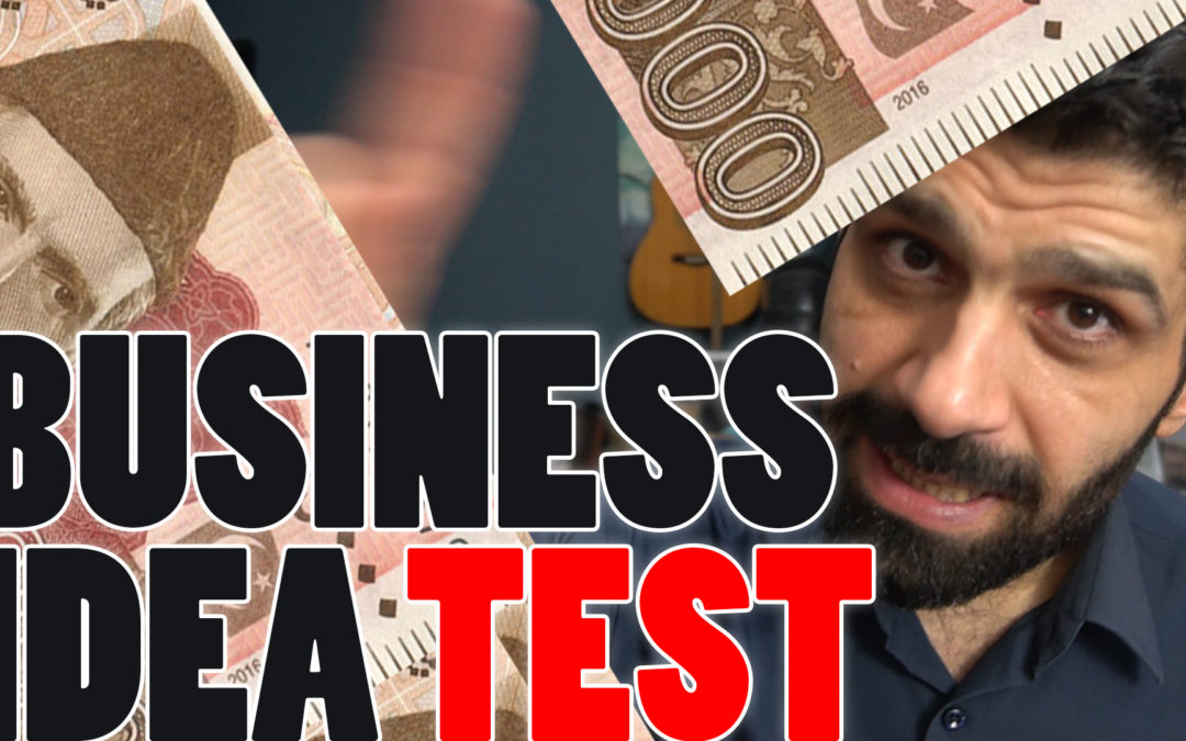 test business ideas before launching
