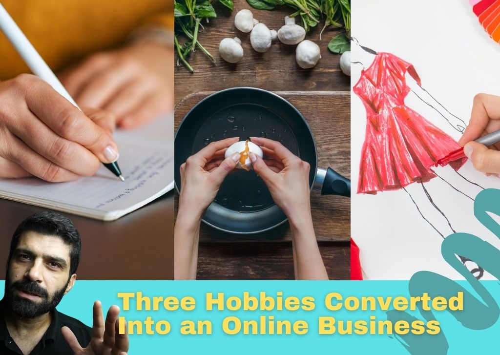 Hobby to Online Business